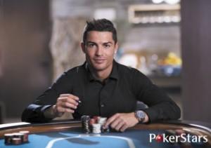 Cristiano Ronaldo Main Poker